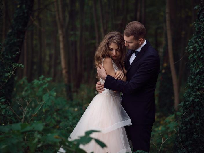 ślubne sesje plenerowe