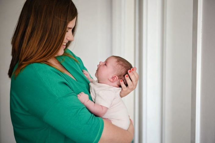 sesja dziecieca trojmiasto, sesja noworodkowa gdansk, naturalna sesja rodzinna
