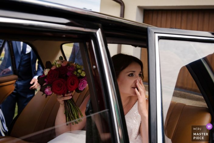 mrugała studio, nagrodzone zdjęcie ślubne
