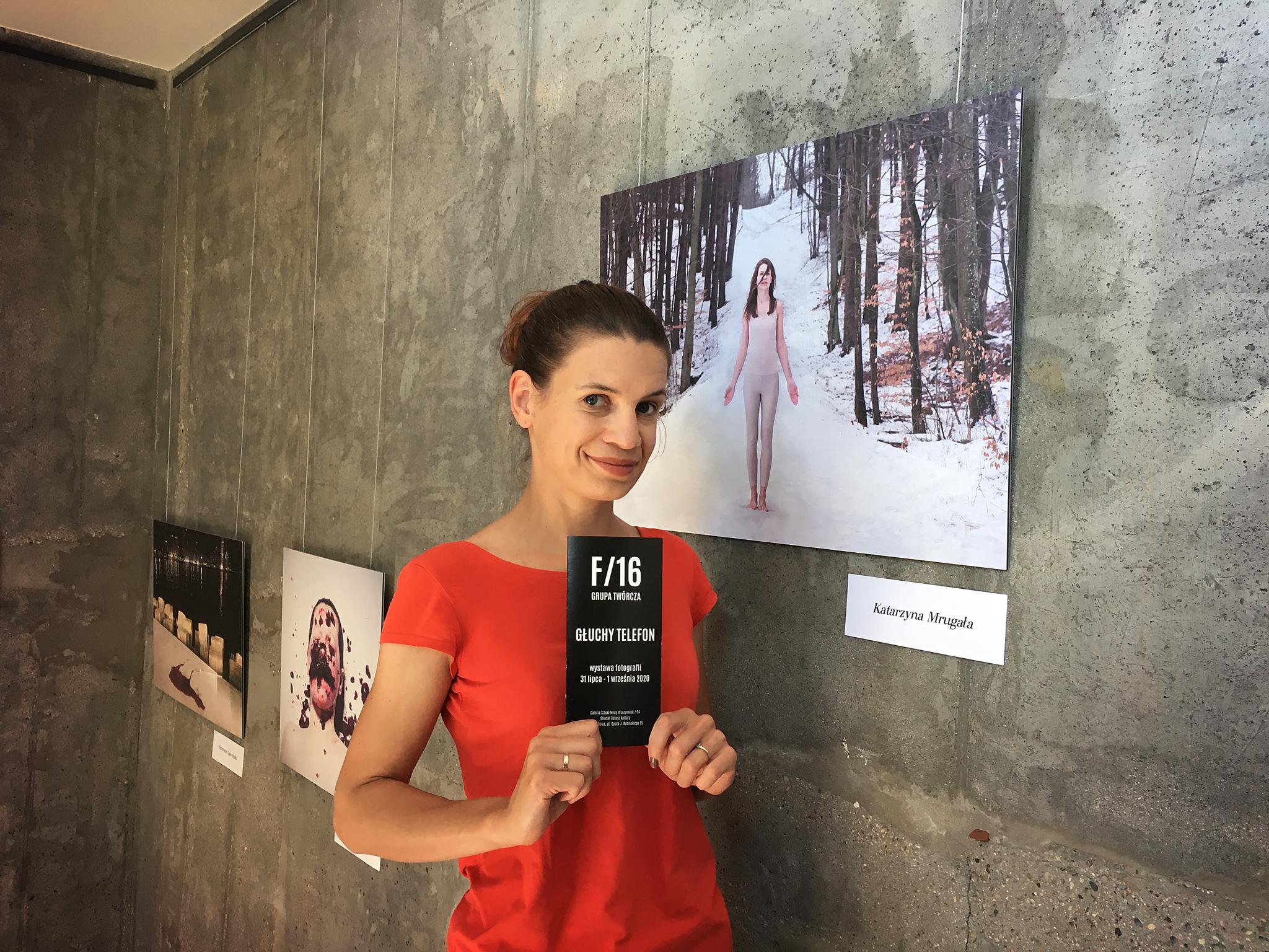 Katarzyna Mrugała, wystawa sztuki, Nowy warzywniak