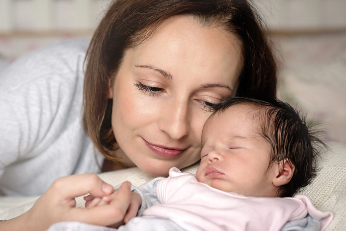 sesja noworodkowa gdańsk, sesja noworodkowa w domu, sesja noworodkowa trójmiasto, naturalna sesja dziecięca