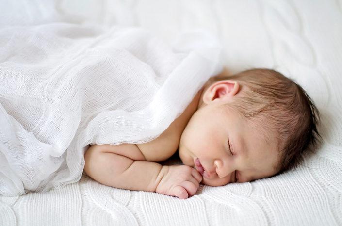 Sesje noworodkowe i niemowlęce